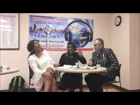Jamaica Funk  Show &  Jo's Poetry