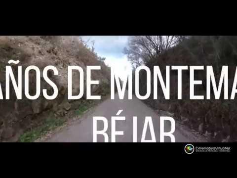 Vía Verde Baños de Montemayor - Béjar