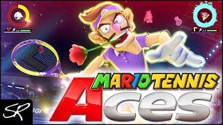E3 2018: Mario Tennis Aces Gameplay Showcase (Nintendo Switch)