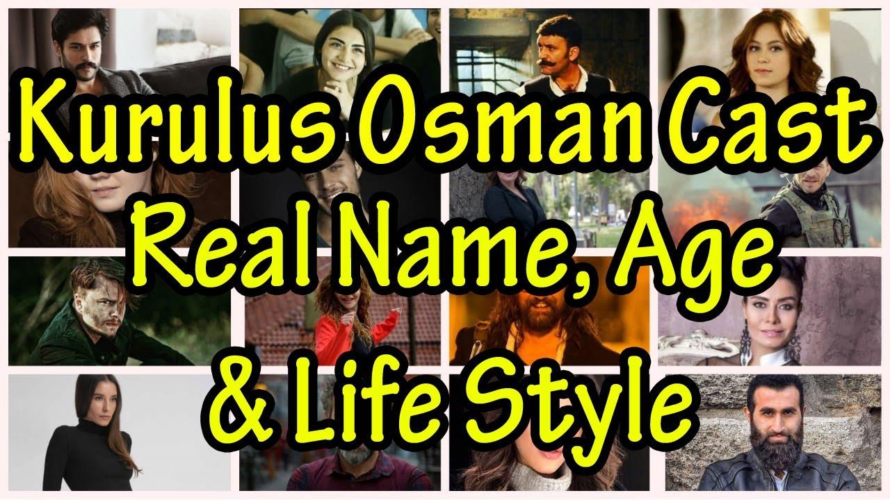 Download Kurulus Osman Cast   Real Name, Age and Life Style