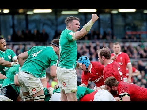 Extended Highlights: Ireland V Wales   Guinness Six Nations