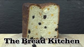 Simple Panettone Recipe In The Bread Kitchen