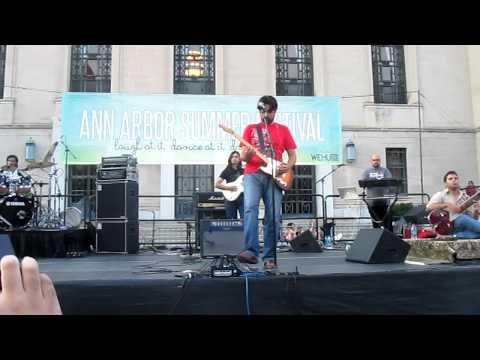 Noori - Tum Hans Diyay (live) Ann Arbor Summer Festival: Top of the Park