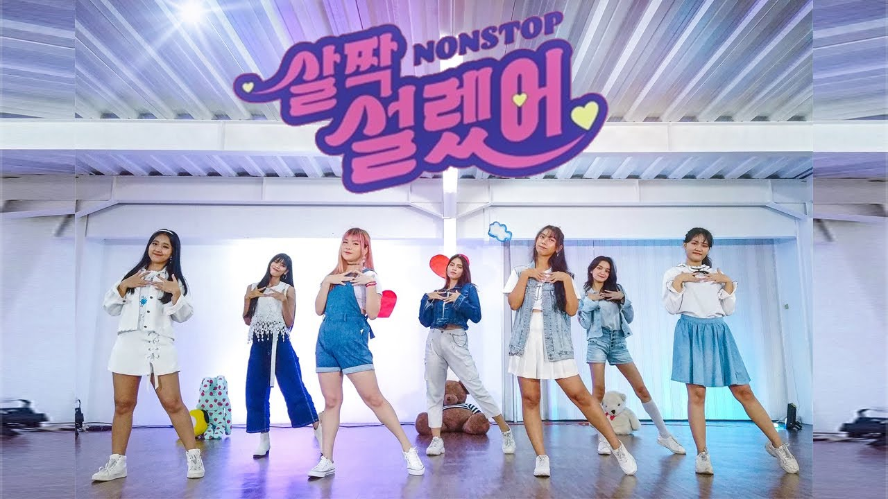 OH MY GIRL (오마이걸) - NONSTOP (살짝 설렜어) DANCE COVER BY INVASION GIRLS