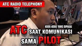 Huruf Abjad yang digunakan Pilot dan ATC