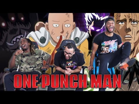 Saitama Vs Gouketsu! One Punch Man 2x9 REACTION/REVIEW