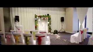 Оформление свадьбы в стиле Gucci от студии авторской флористики Юлии Корниенко