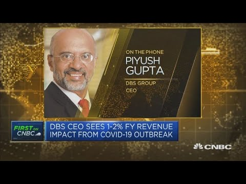 Coronavirus creating headwinds in wealth management, DBS CEO says | Capital Connection