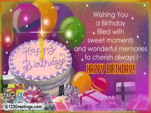 Happy Birthday Yasmeen 1 Youtube