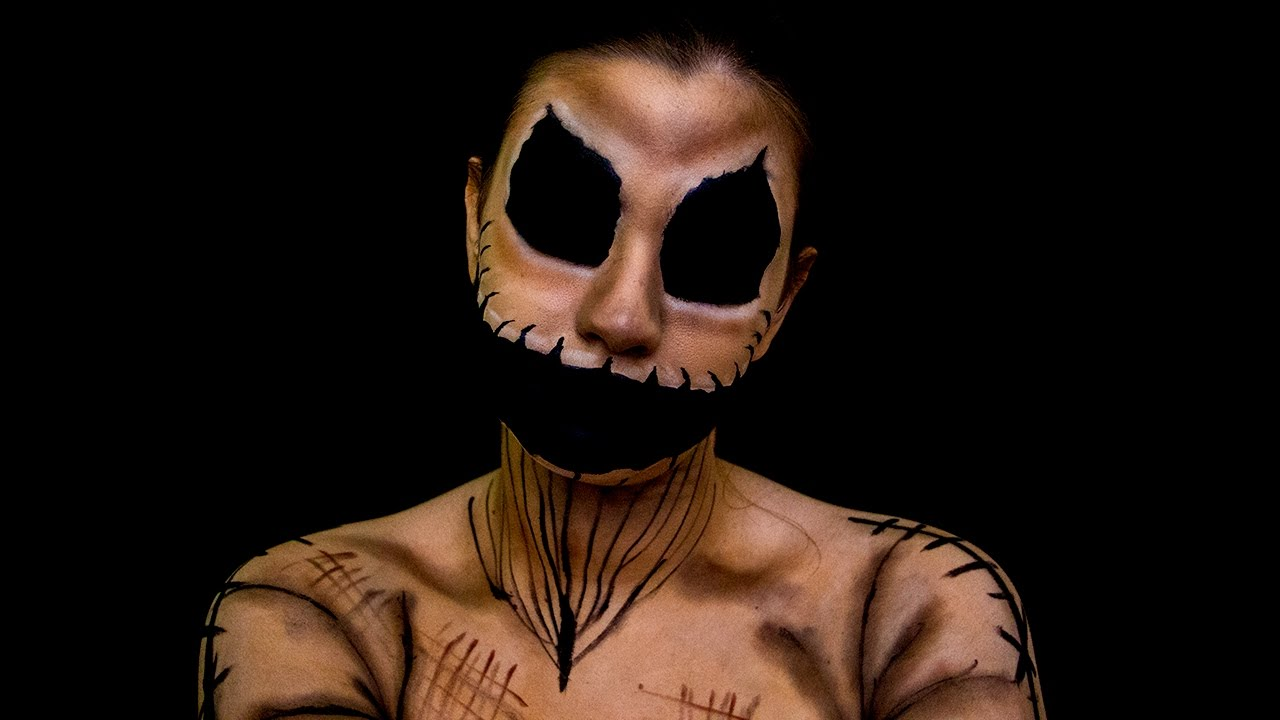 halloween makeup for your eyes