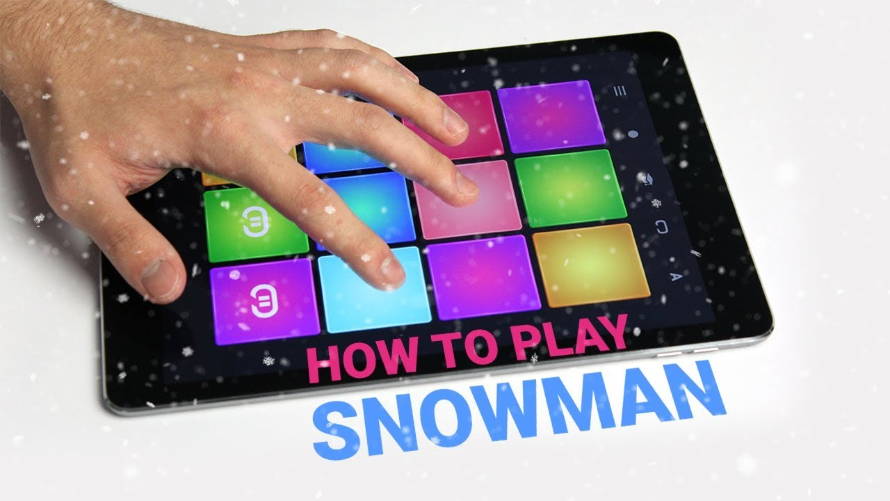 Drum Pad Machine Online Play : how to play snowman drum pad machine youtube ~ Vivirlamusica.com Haus und Dekorationen