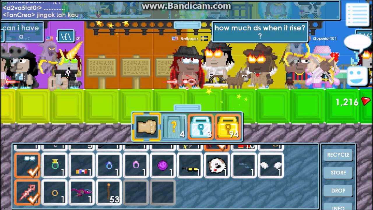 growtopia buying new pro set with 500wls youtube. Black Bedroom Furniture Sets. Home Design Ideas
