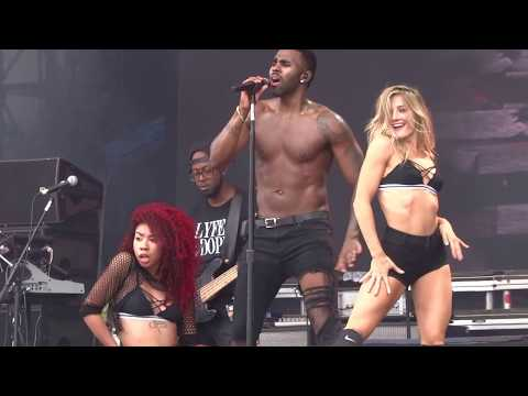 Jason Derulo - Want To Want Me - live V Festival 2017