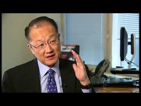 World Bank chief Kim Jim: 'aid works'