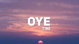 TINI, Sebastian Yatra - Oye (Letra)
