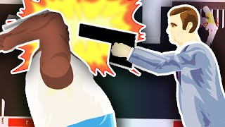 CHOOSE WHO WILL DIE.. | Happy Wheels thumbnail