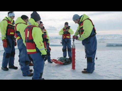 France 24:'Shock' as scientists find plastic microbeads in remote Arctic ice