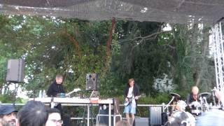 Michael Rother - Hallogallo [Neu! cover] (Festival Sinsal San Simón 2015)