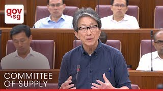 Adapting To A New Economy: Min Lim Swee Say