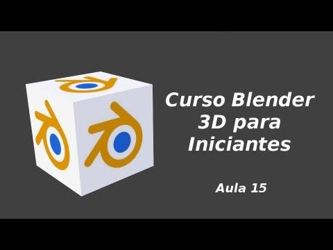 Blender 3D Para Iniciantes: Aula 15 (Aplicando Texturas)