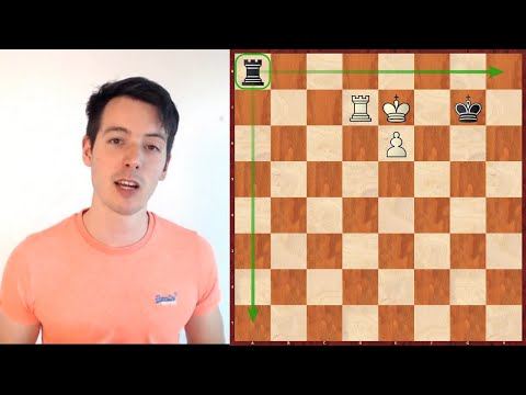 This Rook Endgame Even Grandmasters Mess Up | Chess Endgame