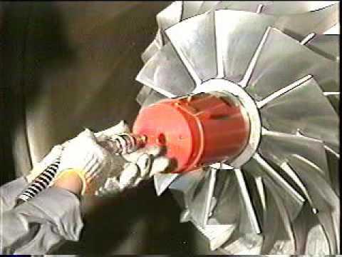 MET SC E   turbocharger overhaul