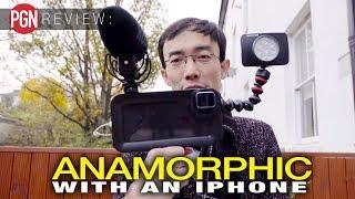 ULTIMATE iPHONE FILMMAKING KIT - Inc. Shoulderpod, Helium, Manfrotto, Zeiss, Røde, Moondog
