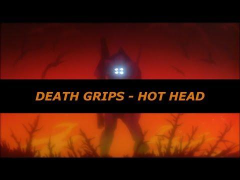 Neon Genesis Evangelion / Death Grips - Hot Head (AMV)