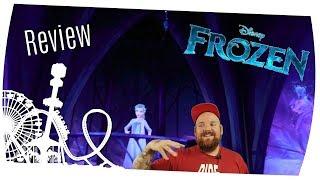 Disney's Frozen im Freizeitpark - Walt Disney World - Frozen Ever After - Ride Review