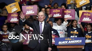 Last night's Democratic debate saw candidates uniting against Michael Bloomberg