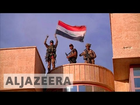 Battle for Mosul: Iraqi forces capture key town of Bartella