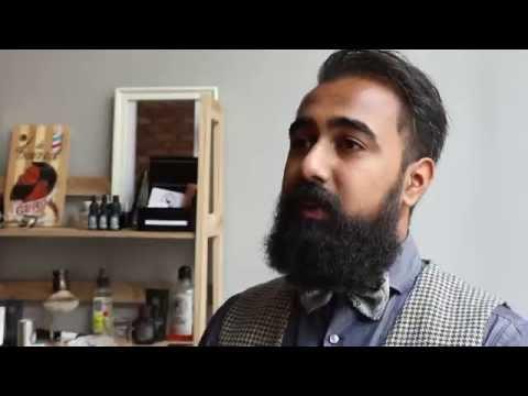 hoe trim ik mijn baard
