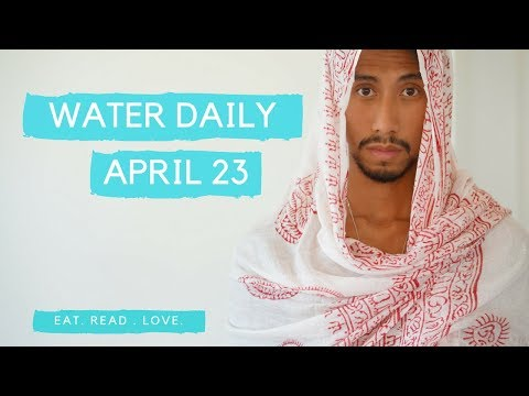 """WATER CANCER, PISCES, SCORPIO """" SOMEONE WILL STOP YOU"""" APRIL 23 SOULMATE TAROT READING"""