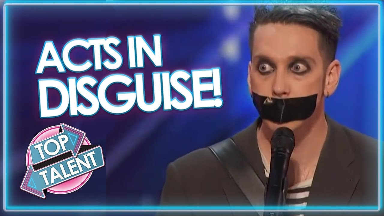 Acts In DISGUISE Around The World!  | Top Talent