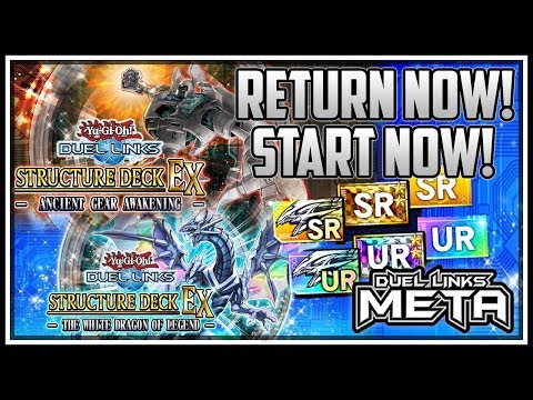 How To Start Fresh Or Return Now! [Yu-Gi-Oh! Duel Links]