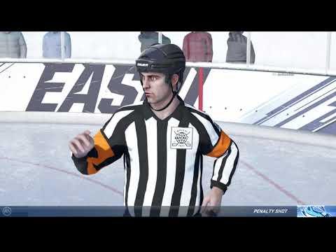 NHL20 LOGAR OT WINNER!