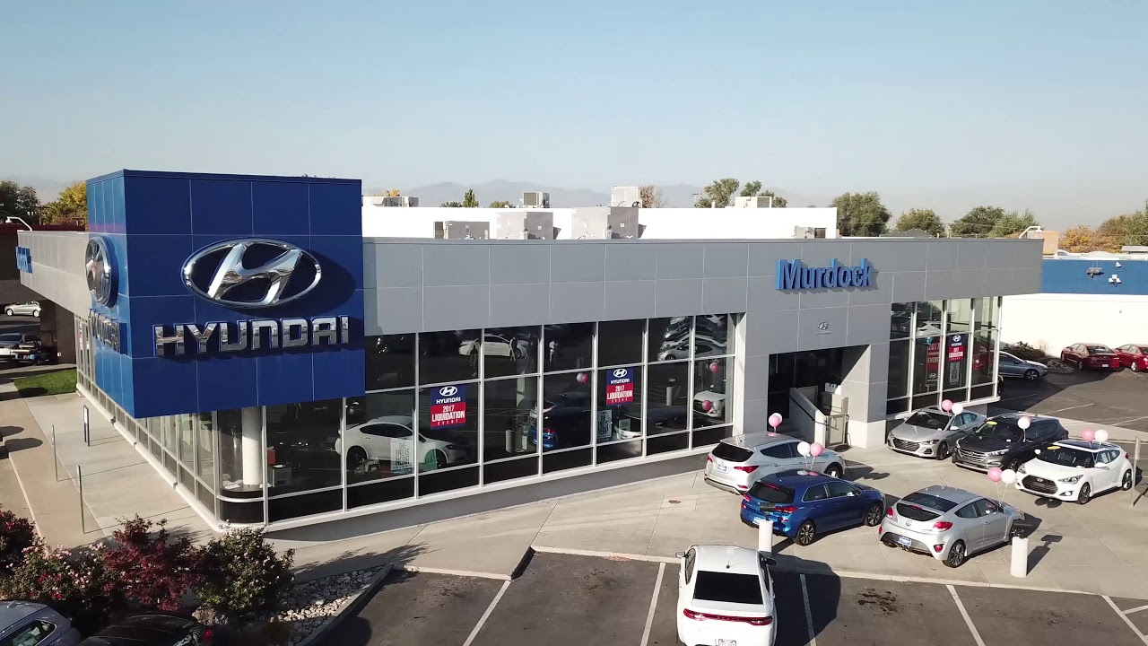 Murdock Hyundai Murray >> Murdock Hyundai Murray Fly Over