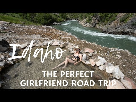 IDAHO - THE PERFECT GIRLFRIEND ROAD TRIP PART I