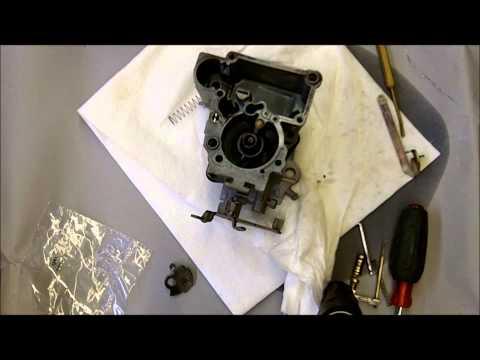 Rochester Monojet Carburetor Rebuild - Part 2