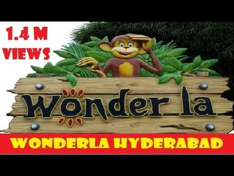 Wonderla Hyderabad || Amusement Park || wonderla resort || 1080P || Apple ipad