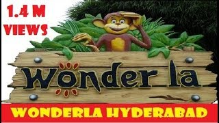 Wonderla Hyderabad || Amusement Park || wonderla resort || 1080P || Apple ipad thumbnail
