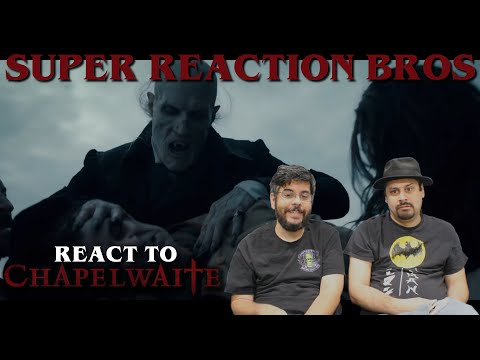 Download SRB Reacts to Chapelwaite   Official Red Band Trailer