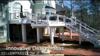Peachtree City - Decks-by-design - Deck Builders