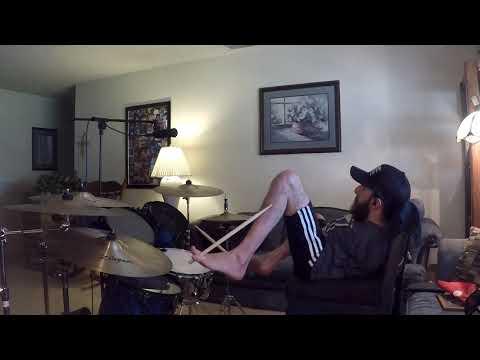 Blood Sport - Sleep Token - DRUM COVER