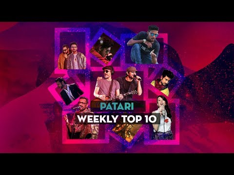 patari's-weekly-top-10-|-week-of-9th-april-2018-|-most-played-songs