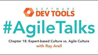 Expert-based Culture vs. Agile Culture | #AgileTalks by SoftwareDevTools