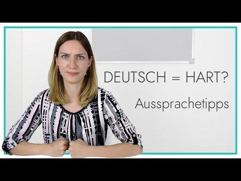 Warum klingt Deutsch