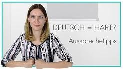 """Warum klingt Deutsch hart? Tipps für eine """"typisch deutsche"""" Aussprache"""