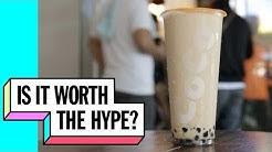 Is It Worth The Hype?: Coco Milk Tea