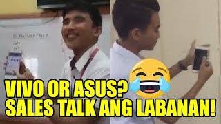 Vivo or Asus? Ang Kulet nila, Hahaha!